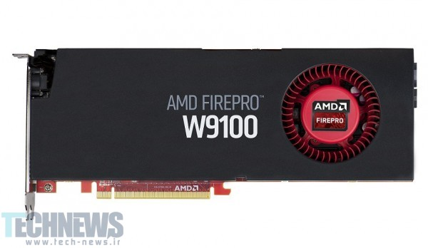 AMD Announces FirePro W9100 Workstation Card with 32 GB of Memory