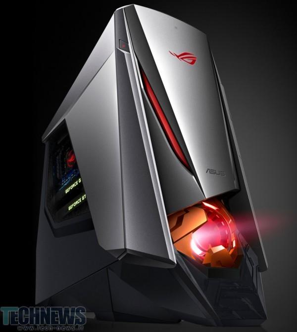 ASUS Republic of Gamers Announces the GT51CA Gaming Desktop