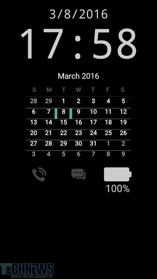 این اپلیکیشن قابلیت Always On گوشیهای گلکسی اس 7 و الجی جی 5 را به گوشیهای اندرویدی میآورد