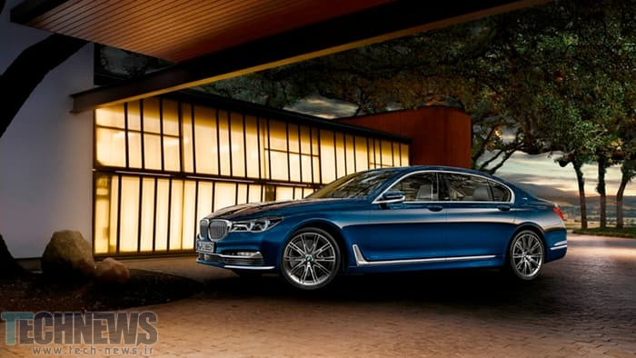 BMW celebrates 100 special years with 100 special 7 Series cars