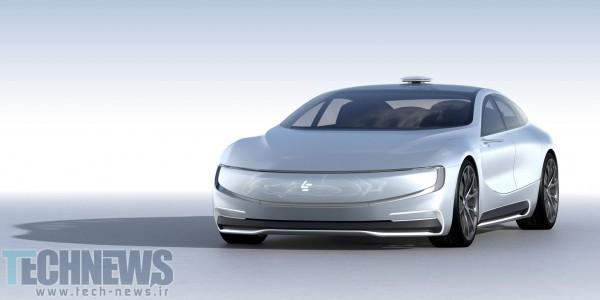 China's LeEco Launches 'LeSee' Autonomous Electric Supercar