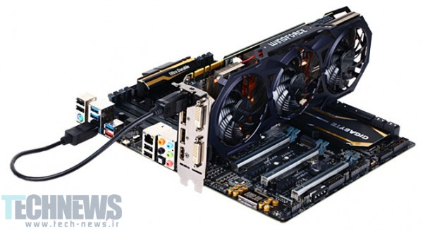 GIGABYTE Announces the X99P-SLI Motherboard with Thunderbolt 3 3