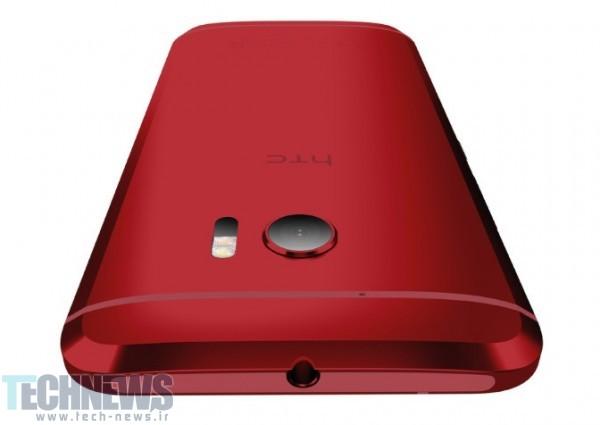 Photo of این نسخه قرمزرنگ HTC 10 است