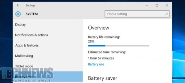 How to See Which Applications Are Draining Your Battery on Windows 10 2