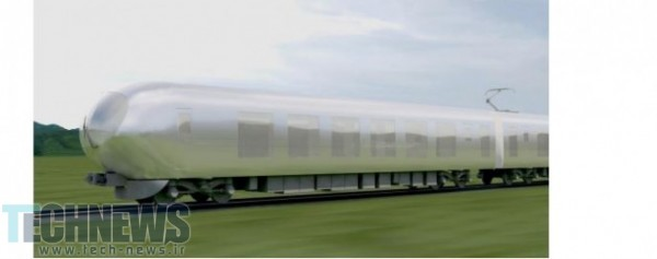 "Japan working to build ""Invisible train"""