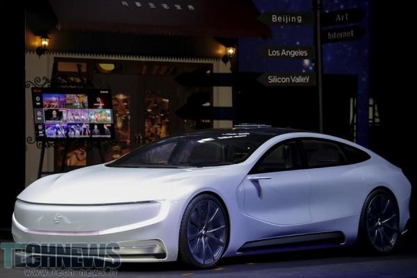 Photo of حضور ابرخودروی هوشمند و خودران LeSee در نمایشگاه خودرو پکن 2016