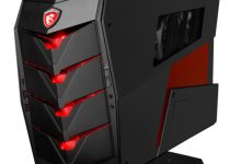 MSI Announces the Aegis Gaming Desktop