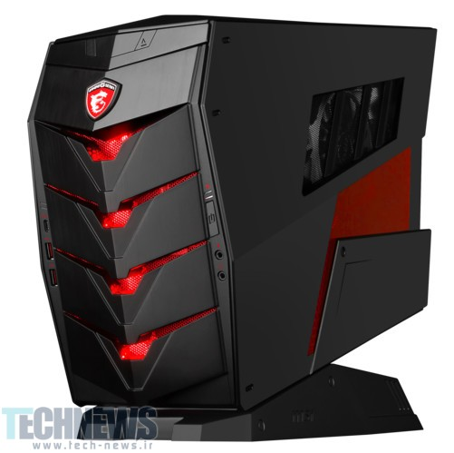 MSI Announces the Aegis Gaming Desktop