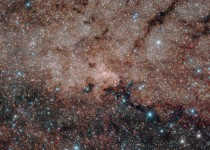 NASA's Hubble peers deep into the Milky Way