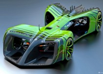 NVIDIA will power the first-ever driverless race cars