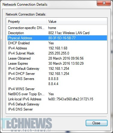 Network-Connection-Details
