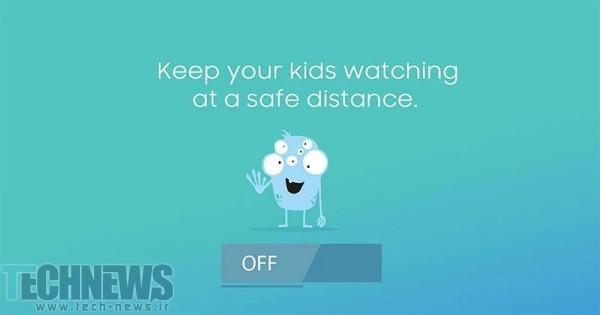 اپلیکیشن جدید سامسونگ برای حفظ فاصله چشمان کودکان از صفحه نمایش گوشیهای هوشمند