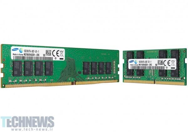 Samsung Starts Mass Producing Industry's First 10-Nanometer Class DRAM