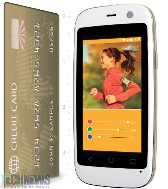 Photo of کوچکترین گوشی اندرویدی با نمایشگری 2.4 اینچی در فروشگاه آمازون قرار گرفت؛ مشخصاتی پایینرده