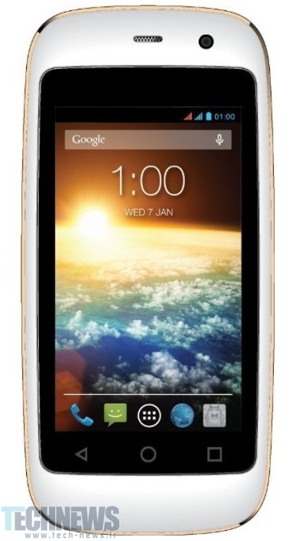 کوچکترین گوشی اندرویدی با نمایشگری 2.4 اینچی در فروشگاه آمازون قرار گرفت؛ مشخصاتی پایینرده