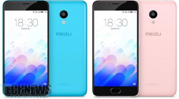 Photo of Meizu از گوشی میانرده Meizu m3 رونمایی کرد؛ قیمت پایه92 دلار