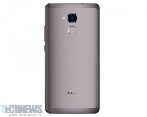 گوشی Honor 5C هوآوی به صورت رسمی معرفی شد؛ چیپست Kirin 650 و نمایشگری 5.2 اینچی