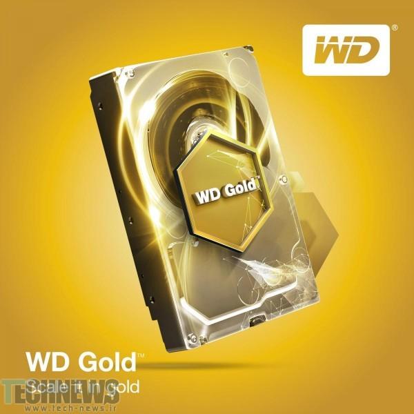 Photo of هاردهای جدید سری Gold وسترن دیجیتال معرفی شدند