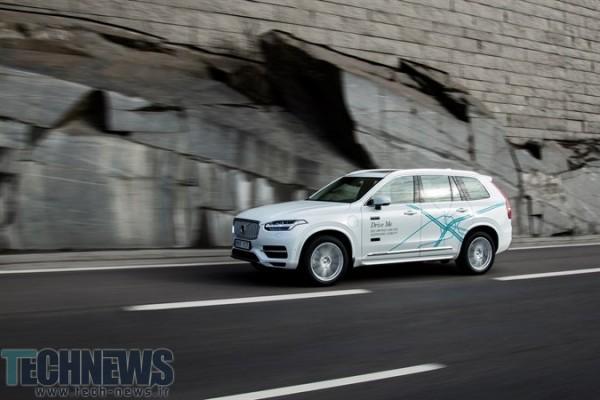 Photo of ولوو از سال آینده آزمایش خودروهای هوشمند در خیابانهای لندن را آغاز خواهد کرد