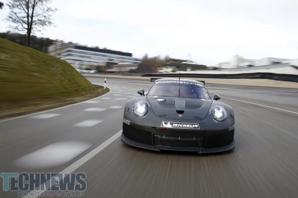 2017 Porsche 911 GT3 RSR