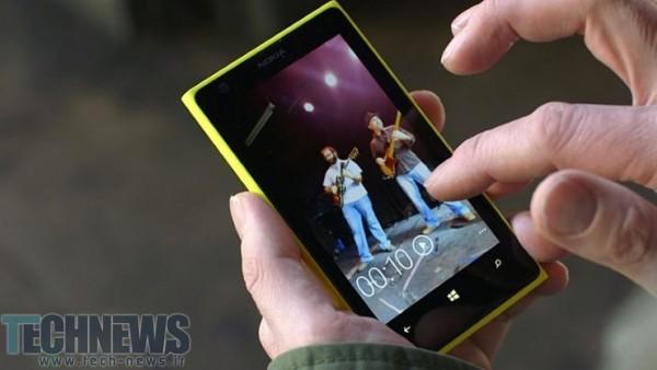 ویندوزفونهای آینده دستان شما را قبل از برخورد به نمایشگر میبینند!