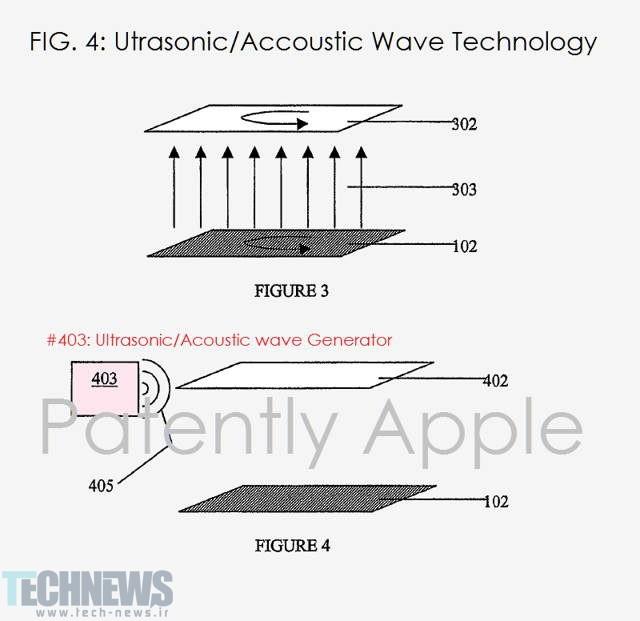 Photo of پتنت جدید اپل شایعات استفاده از فناوری تاچ آیدی بر روی صفحه نمایش را تایید میکند