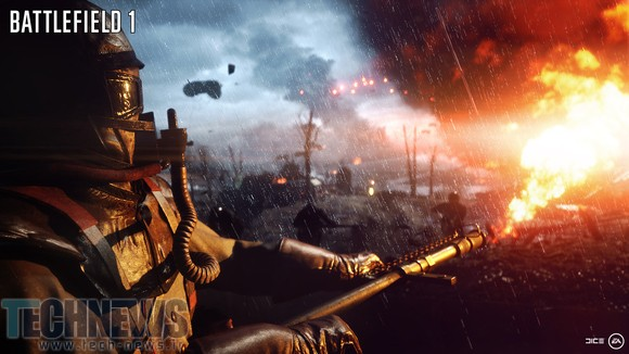'Battlefield 1' takes the shooter series to the all-out conflict of World War I3