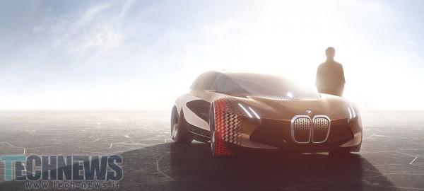 Photo of خودروی لوکس و خودران BMW در سال 2021 رونمایی خواهد شد