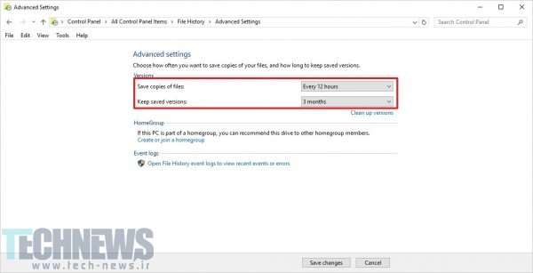 file-history-advanced-settings