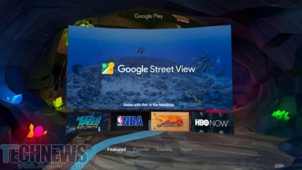 گوگل از DayDream پلتفرم واقعیت مجازی درون اندروید رونمایی کرد