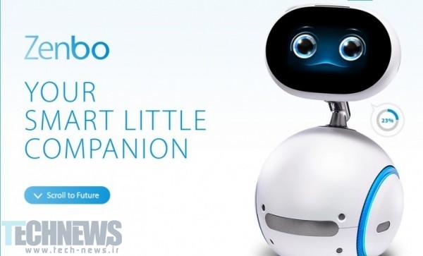 Photo of با ربات خانگی ایسوس موسوم به Zenbo آشنا شوید