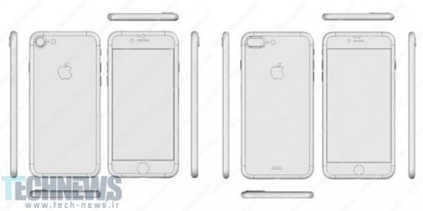 تمام نسخههای آیفون 7 پلاس اپل به دوربین دوگانه مجهز خواهند بود