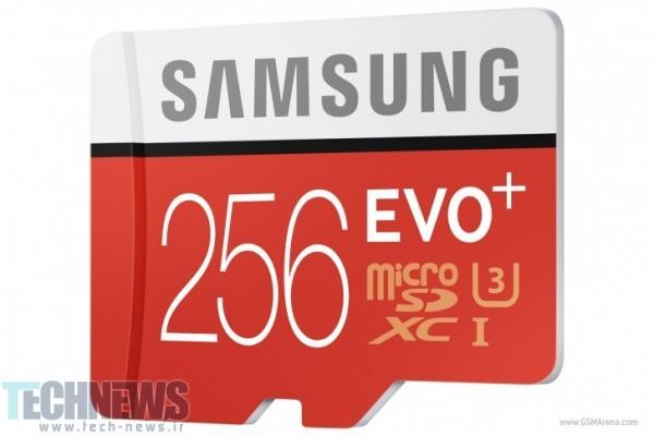 Photo of سامسونگ از کارت حافظه Micro SD با ظرفیت 256 گیگابایت رونمایی کرد