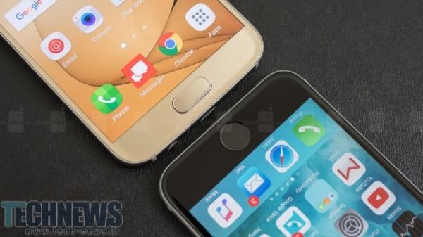 Photo of اندروید بزرگترین رشد خود در بازار تلفن همراه در دو سال گذشته را تجربه میکند