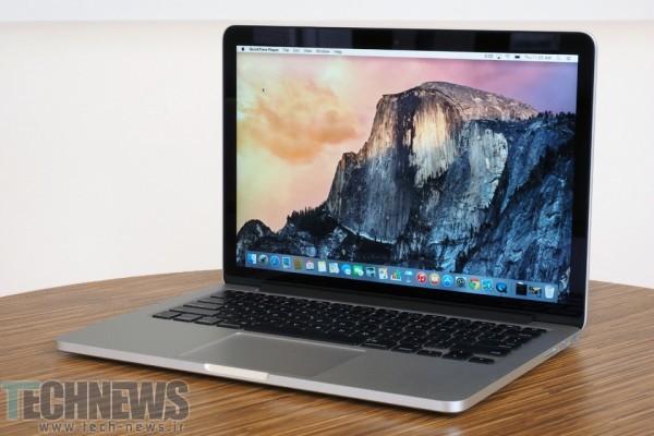 Photo of عرضه نسخه سبکتر و نازکتر مکبوک پروهای اپل با صفحهنمایش OLED در پاییز امسال