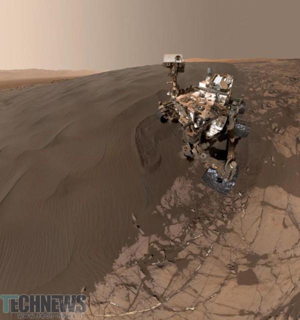 Photo of دانشمندان در اتمسفر سیاره مریخ اتم اکسیژن پیدا کردهاند
