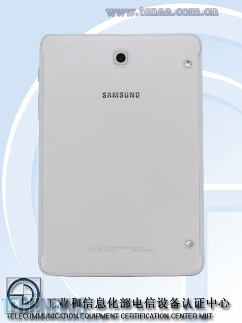 مشخصات تبلت Galaxy Tab S3 8.0 سامسونگ پیش از رونمایی رسمی به بیرون درز کرد