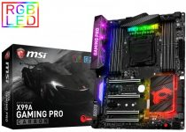 MSI Announces the X99A GAMING Pro Carbon Motherboard