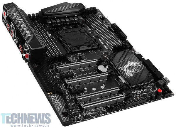 MSI Announces the X99A GAMING Pro Carbon Motherboard2