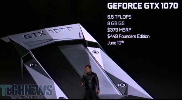 NVIDIA announces GTX 1080 and GTX 1070, Pascal based graphics cards3