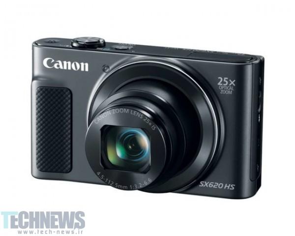 Photo of کانن دوربین کامپکت سوپر زوم پاورشات SX620 HS را معرفی کرد