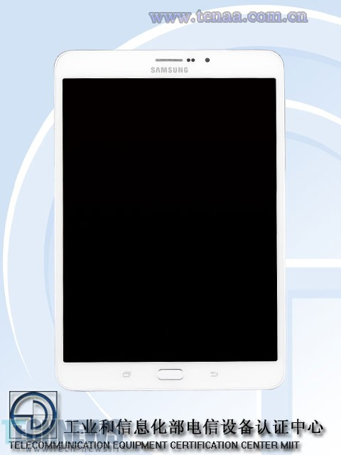 Photo of مشخصات تبلت Galaxy Tab S3 8.0 سامسونگ پیش از رونمایی رسمی به بیرون درز کرد