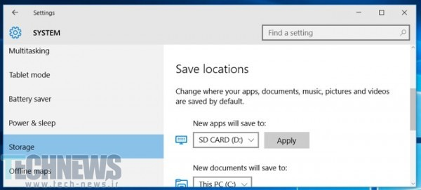 How to Install Apps to an SD Card (or Another Drive) on Windows 103