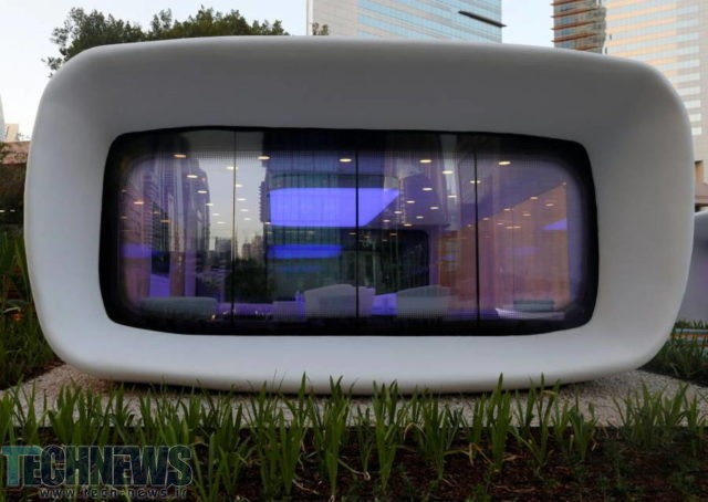 World's First 3D Printed Office Opens In Dubai