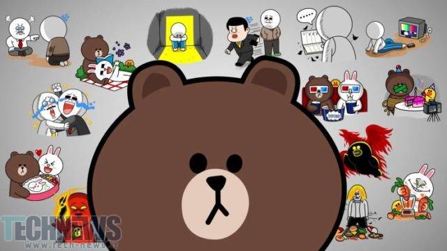 Photo of استیکرهای لاین درآمد 270 میلیونی برای این اپلیکیشن پیامرسانی دارد