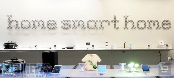 Photo of سامسونگ 1.2 میلیارد دلار در حوزه اینترنت اشیاء سرمایهگذاری میکند