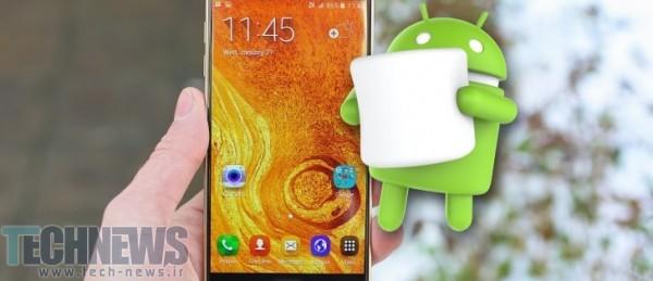 دو گوشی گلکسی A7 و A5 سامسونگ نیز آپدیت اندروید 6.0 را دریافت خواهند کرد