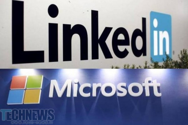 مایکروسافت لینکدین را به مبلغ 26.2 میلیارد دلار به مالیکت خود درآورد