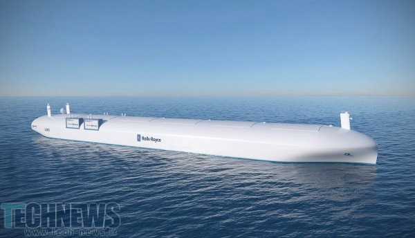 کشتیهای باربری با قابلیت کنترل از راه دور