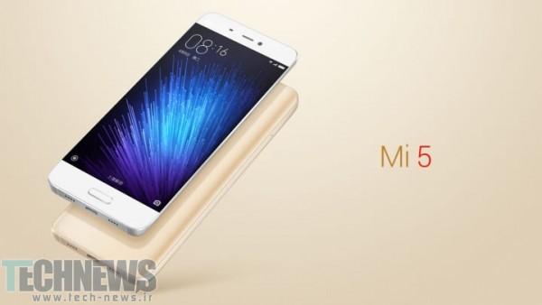 گوشی Mi5 شیائومی محبوبترین گوشیهوشمند در بازار چین است
